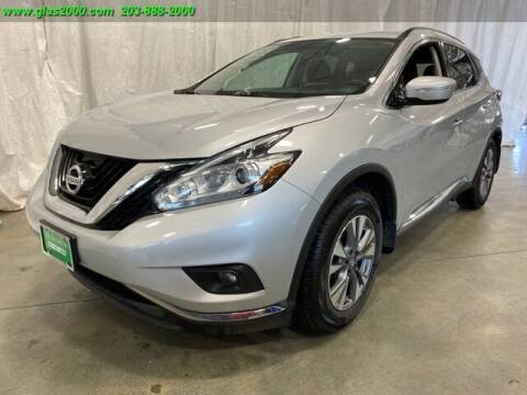 2015 Nissan Murano for sale at Green Light Auto Sales LLC in Bethany CT