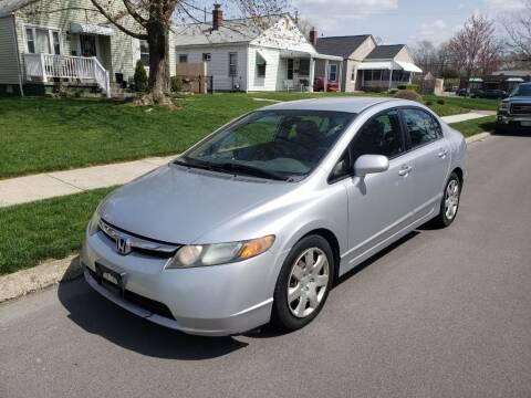 2006 Honda Civic for sale at REM Motors in Columbus OH