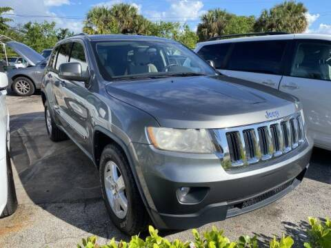 2011 Jeep Grand Cherokee for sale at Mike Auto Sales in West Palm Beach FL