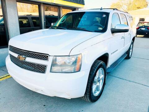 2008 Chevrolet Suburban for sale at Auto Space LLC in Norfolk VA