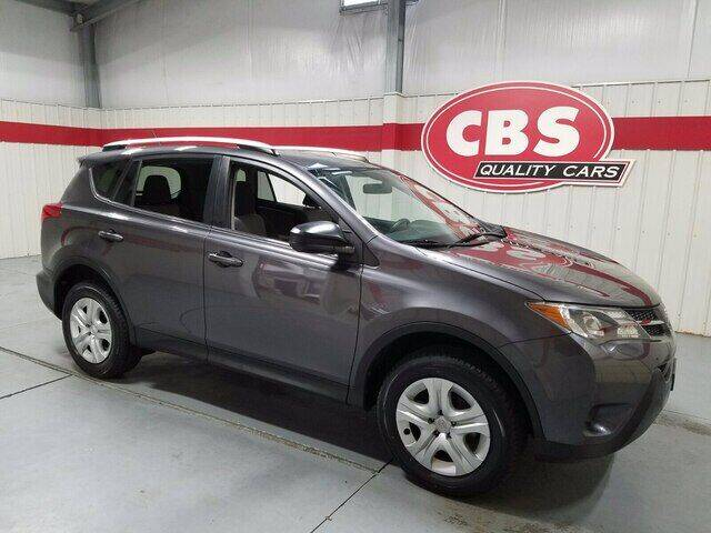 2014 Toyota RAV4 for sale at CBS Quality Cars in Durham NC
