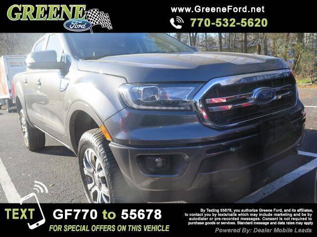 2020 Ford Ranger for sale at NMI in Atlanta GA