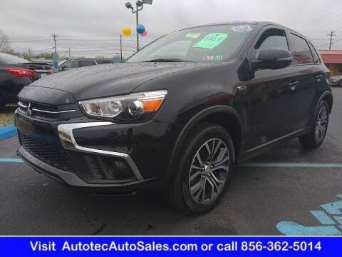 2019 Mitsubishi Outlander Sport for sale at Autotec Auto Sales in Vineland NJ
