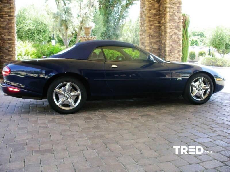 1999 Jaguar XK-Series for sale in Los Angeles, CA