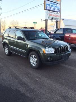 2007 Jeep Grand Cherokee for sale at North Chicago Car Sales Inc in Waukegan IL