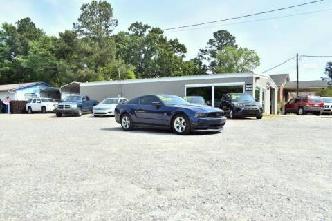 2012 Ford Mustang for sale at Barrett Auto Sales in North Augusta SC
