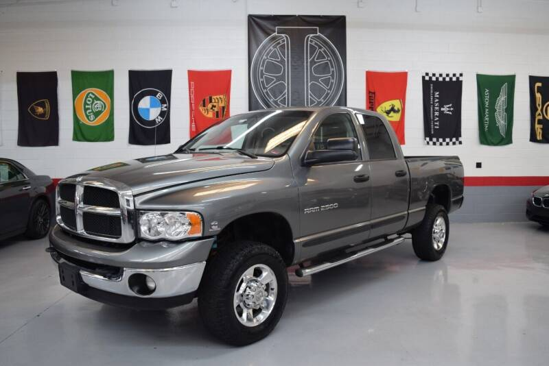 2005 Dodge Ram Pickup 2500 for sale at Iconic Auto Exchange in Concord NC