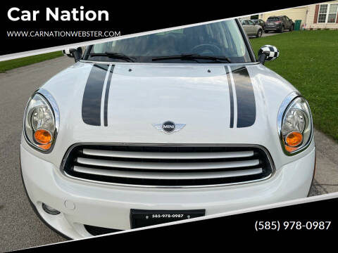 2012 MINI Cooper Countryman for sale at Car Nation in Webster NY