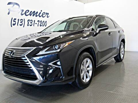 2016 Lexus RX 350 for sale at Premier Automotive Group in Milford OH