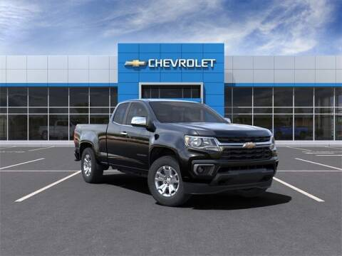 2021 Chevrolet Colorado for sale at Bob Clapper Automotive, Inc in Janesville WI