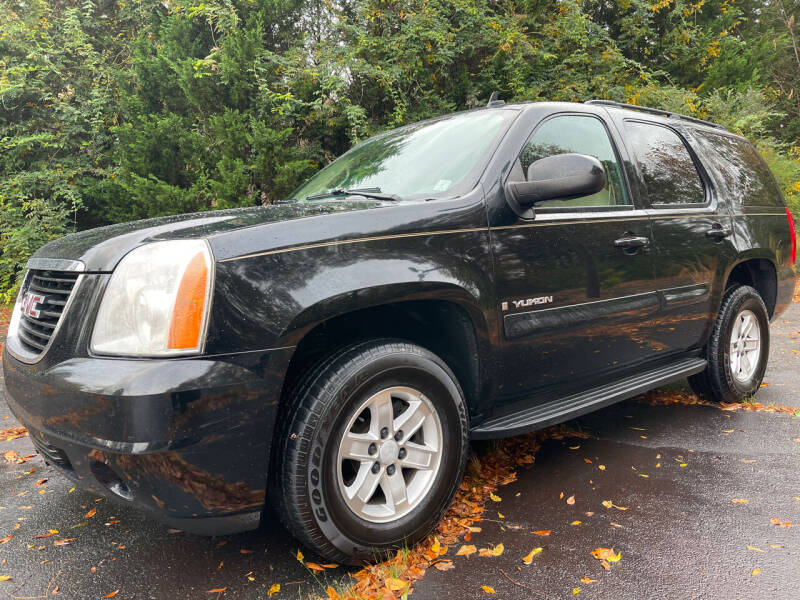 2009 GMC Yukon for sale at Peach Auto Sales in Smyrna GA