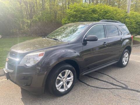 2015 Chevrolet Equinox for sale at Padula Auto Sales in Braintree MA