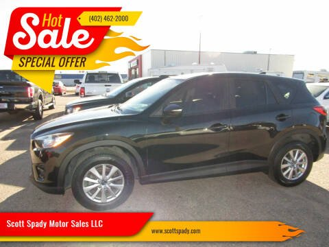 2016 Mazda CX-5 for sale at Scott Spady Motor Sales LLC in Hastings NE