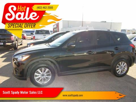 2016 Mazda CX-5 for sale at Scott Spady Motor Sales LLC in Hastings NE