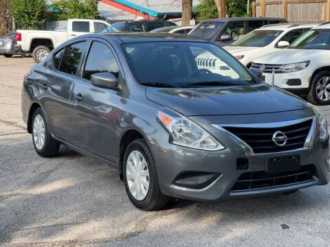 2017 Nissan Versa for sale at AWESOME CARS LLC in Austin TX