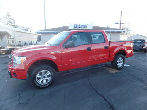 2014 Ford F-150 for sale at DeLong Auto Group in Tipton IN
