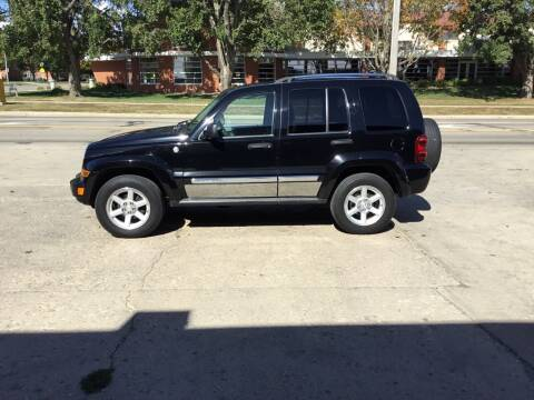 2007 Jeep Liberty for sale at Mulder Auto Tire and Lube in Orange City IA