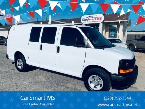2011 Chevrolet Express Cargo for sale at CarSmart MS in Diberville MS