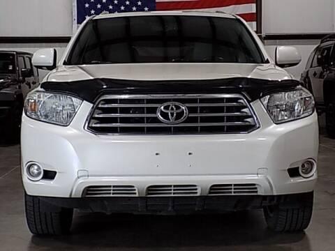 2010 Toyota Highlander for sale at Texas Motor Sport in Houston TX