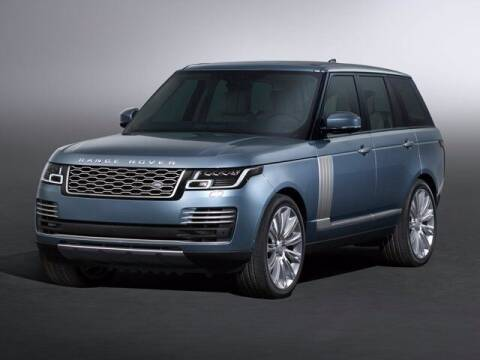 2018 Land Rover Range Rover for sale at Legend Motors of Detroit - Legend Motors of Waterford in Waterford MI