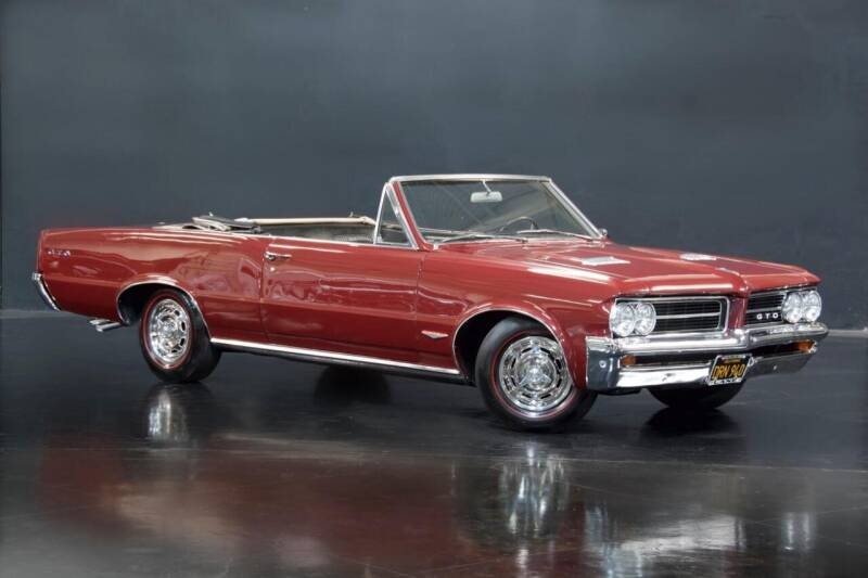 1964 Pontiac GTO for sale at Pro Auto Showroom in Milpitas CA