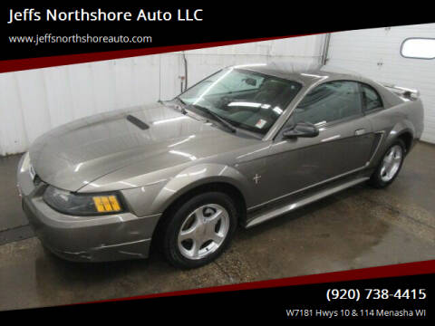 2001 Ford Mustang for sale at Jeffs Northshore Auto LLC in Menasha WI
