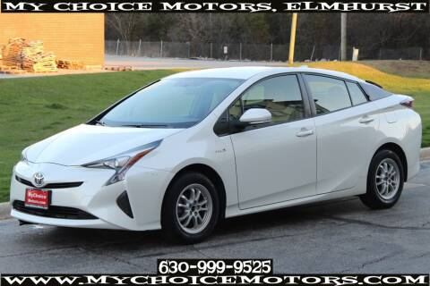 2016 Toyota Prius for sale at Your Choice Autos - My Choice Motors in Elmhurst IL