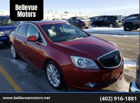 2012 Buick Verano for sale at Bellevue Motors in Bellevue NE