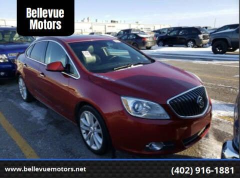 2012 Buick Verano for sale at Bellevue Motors in Bellevue NE