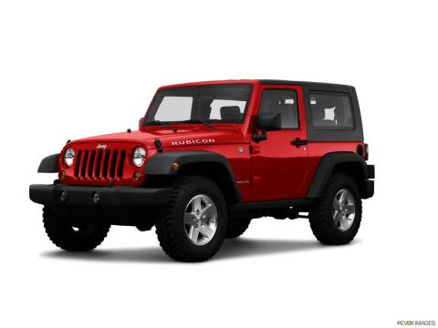 2009 Jeep Wrangler for sale at B & B Auto Sales in Brookings SD