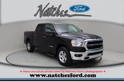 2019 RAM Ram Pickup 1500 for sale at Auto Group South - Natchez Ford Lincoln in Natchez MS