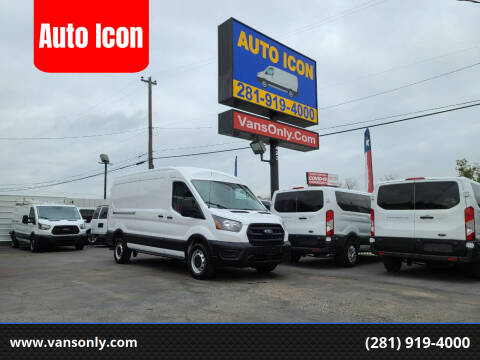 2020 Ford Transit Cargo for sale at Auto Icon in Houston TX