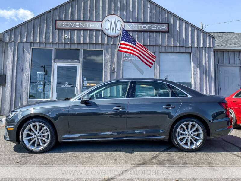 2019 Audi A4 for sale in Coventry, CT