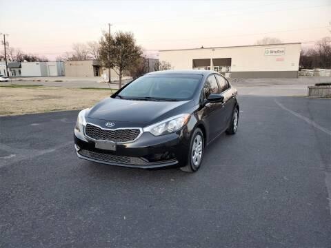 2016 Kia Forte for sale at Image Auto Sales in Dallas TX
