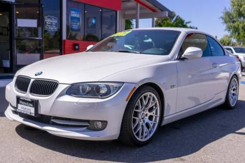 2012 BMW 3 Series for sale at Phantom Motors in Livermore CA