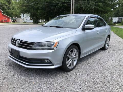 2015 Volkswagen Jetta for sale at The Car Mart in Milford IN