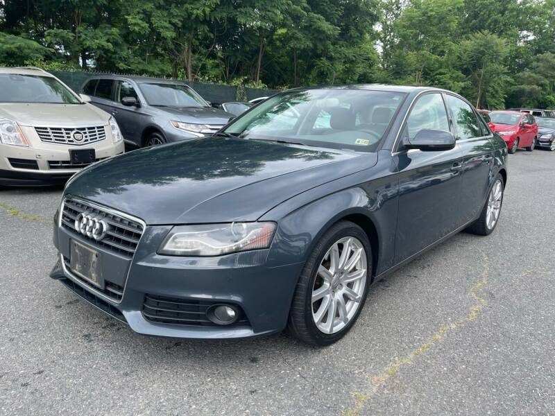 2011 Audi A4 for sale at Dream Auto Group in Dumfries VA