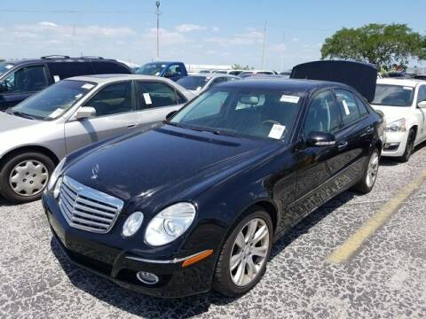 2009 Mercedes-Benz E-Class for sale at Car Nation in Aberdeen MD