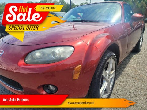 2008 Mazda MX-5 Miata for sale at Ace Auto Brokers in Charlotte NC