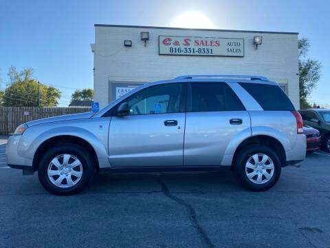 2006 Saturn Vue for sale at C & S SALES in Belton MO