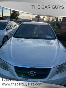 2006 Hyundai Sonata for sale at The Car Guys in Tucson AZ
