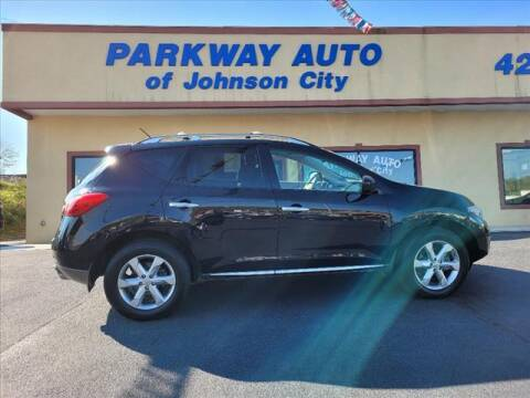 2009 Nissan Murano for sale at PARKWAY AUTO SALES OF BRISTOL - PARKWAY AUTO JOHNSON CITY in Johnson City TN