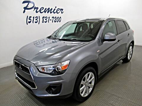 2015 Mitsubishi Outlander Sport for sale at Premier Automotive Group in Milford OH