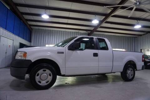 2008 Ford F-150 for sale at SOUTHWEST AUTO CENTER INC in Houston TX