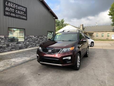 2012 Kia Sorento for sale at Lakeshore Auto Sales LLC in Celina OH