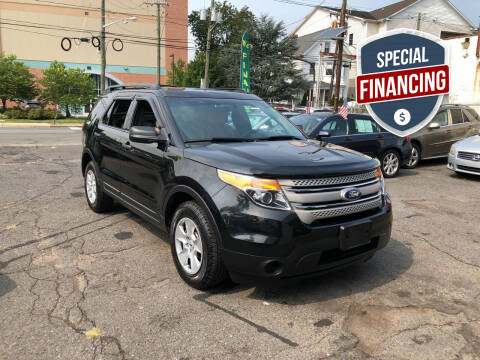 2011 Ford Explorer for sale at 103 Auto Sales in Bloomfield NJ