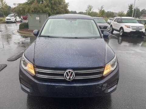 2014 Volkswagen Tiguan for sale at Lou Sobh Kia in Cumming GA