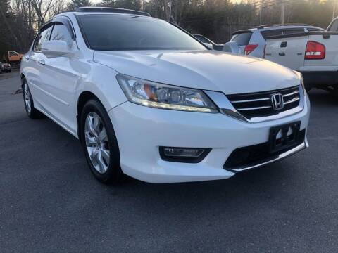 2013 Honda Accord for sale at Dracut's Car Connection in Methuen MA