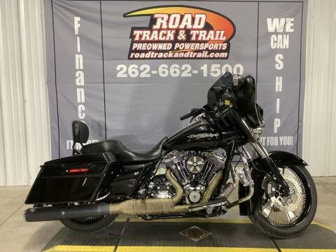 2012 Harley-Davidson® FLHX - Street Glide® for sale at Road Track and Trail in Big Bend WI