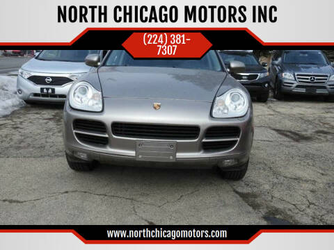 2005 Porsche Cayenne for sale at NORTH CHICAGO MOTORS INC in North Chicago IL
